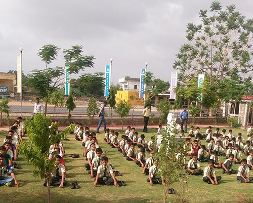 sarvyo-internatinal-school-yoga